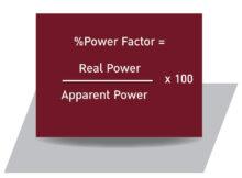 ตัวประกอบกำลังไฟฟ้า หรือ เพาเวอร์ แฟคเตอร์ (Power Factor)